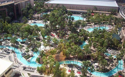 Las Vegas Hotels With The Best Family Oriented Pools
